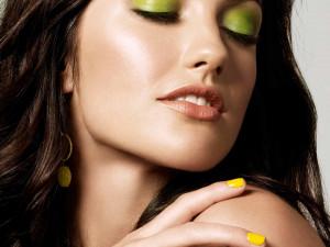 1920x1440 Minka Kelly hot trandy make-up look music and dance ...