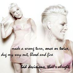 nk music, singer pink hairstyles, hero, singer pink quotes, pink ...