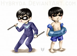 ... nightwing nightwing young justice young justice nightwing young
