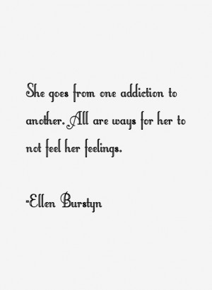 Ellen Burstyn Quotes & Sayings