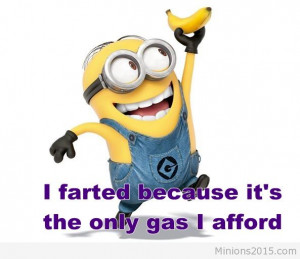 Funny Minion Quotes Banana