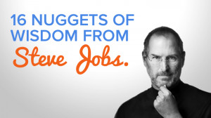 16 Inspirational Quotes From the Late, Great Steve Jobs from HubSpot ...
