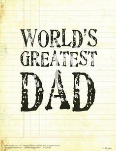 ... dad happy father s day more greatest dads awesome fathers greatest dad