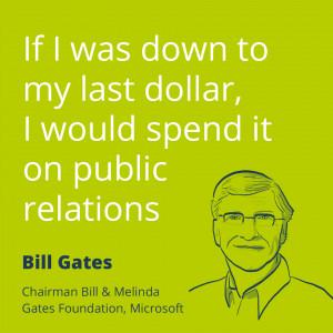 Public Relations Quotes