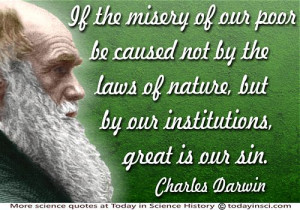 ... Go Back > Gallery For > Charles Darwin Survival Of The Fittest Quote