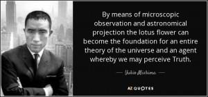 Yukio Mishima Quotes Page 2