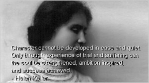 Helen keller, quotes, sayings, success, famous, witty, deep