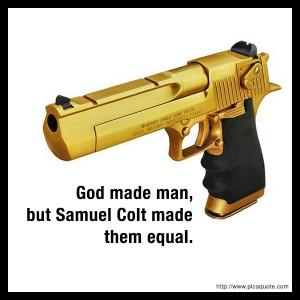 Gun Posters and Gun Quotes