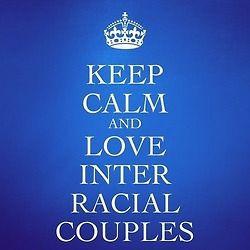 Keep Calm and Love IR Couples!