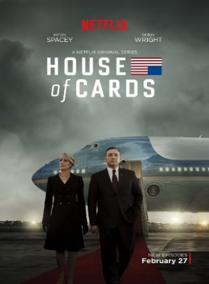 House of Cards TV Series 2015