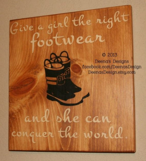 Female Firefighter Wall Hanging, Firefighter Decor, Distressed Wall ...