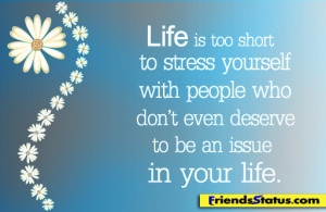Life Stress People Credited