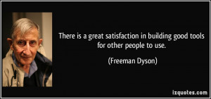 More Freeman Dyson Quotes