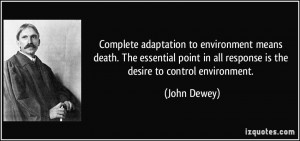 Quotes About Adaptation