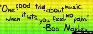 Bob Marley Quote Facebook...