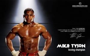 High Definition Mike Tyson Boxing Wallpaper: 1024×640 , 1280×800 ...