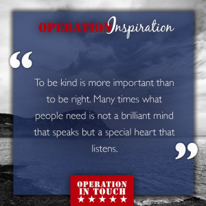Quotes #Inspiration #Listen #Kindness