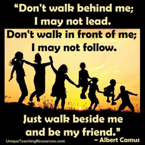 70 Quotes About Friendship For Children