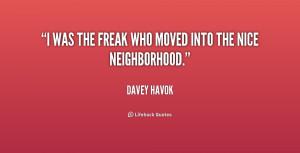 Freak Quotes