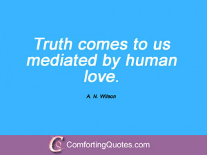 Quotes By A. N. Wilson