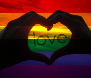 Rainbow Love by LesboWorld