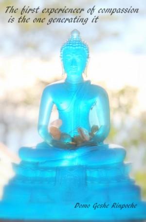 Satisfied Buddhist - Domo Geshe Rinpoche