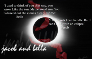 Jacob and Bella 2 by PaleLove