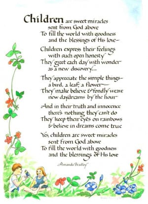 Family Tree Quotes or Poems http://deborahkaplancalligraphy.com ...