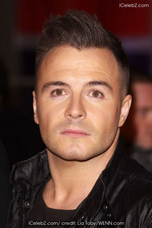 ... Awards held at the Grosvenor House - Arrivals Shane Filan photo