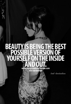 Kim Kardashian Quotes Tumblr Kim kardashian, quote,