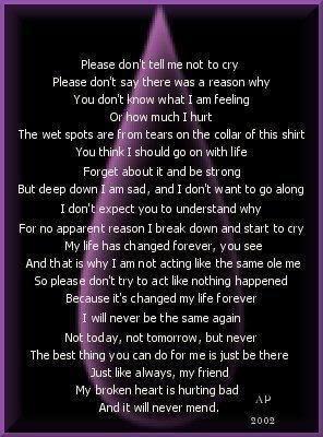 Broken Heart Poem - poetry Photo