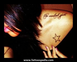 ... %20Girl%20Tattoos%20On%20Shoulder%201 Cute Girl Tattoos On Shoulder