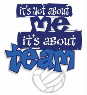 cool volleyball sayings