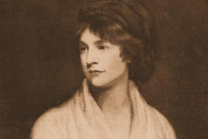 Mary Wollstonecraft - Ann Ronan Pictures/Print Collector/Getty Image