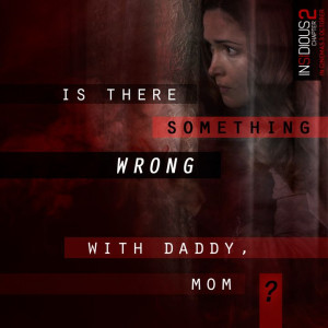 Insidious 2 movie quote #movies #films #quotes