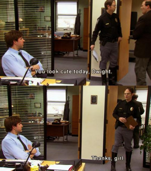 The Office Season 2 Quotes - Drug Testing - Quote #1479