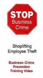Stop Business Crime: Shoplifting - Employee Theft