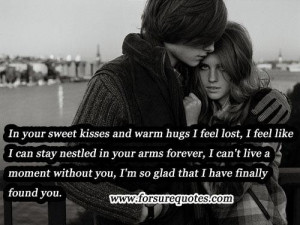 in your arms quotes