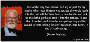 More Robert Fulghum Quotes