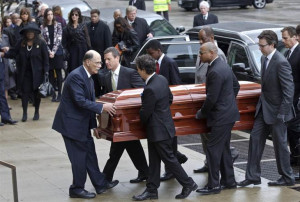 famous funerals