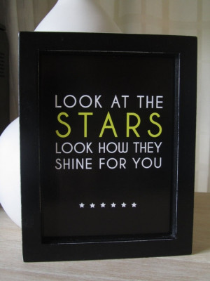 Fun Wooden Framed Quote Wall Art by A***