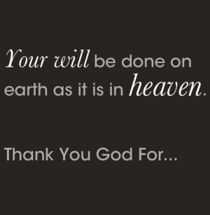 Christian Thank You Quotes
