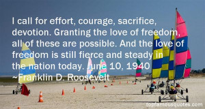 Quotes About Sacrifice And Freedom Pictures