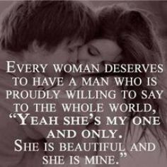 New Love Quotes Photos for Him_Every Women Deserve