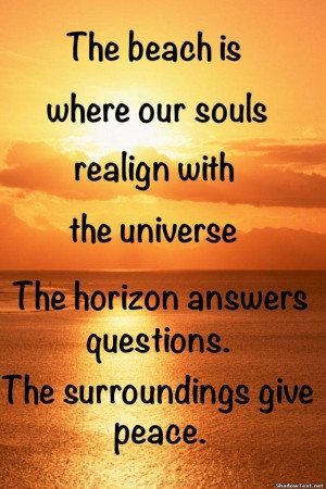 quotes beach love quotes sayings funny beach quotes and sayings quotes ...