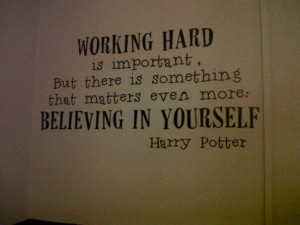 Harry Potter Quote by Potterhead...