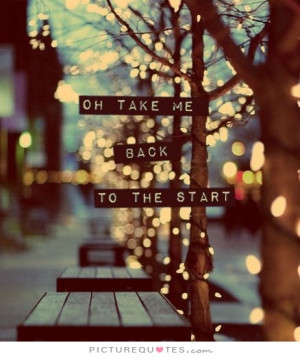 Song Quotes Regret Quotes Second Chance Quotes Coldplay Quotes