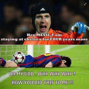 Funny Messi Memes