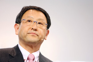 Toyota President Akio Toyoda pens op-ed piece for Washington Post
