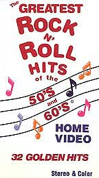 Greatest Rock N' Roll Hits of the 50's and 60's